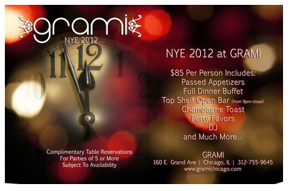 New Years at Grami