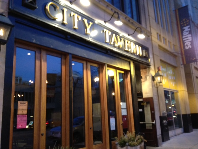 City Tavern , Chicago