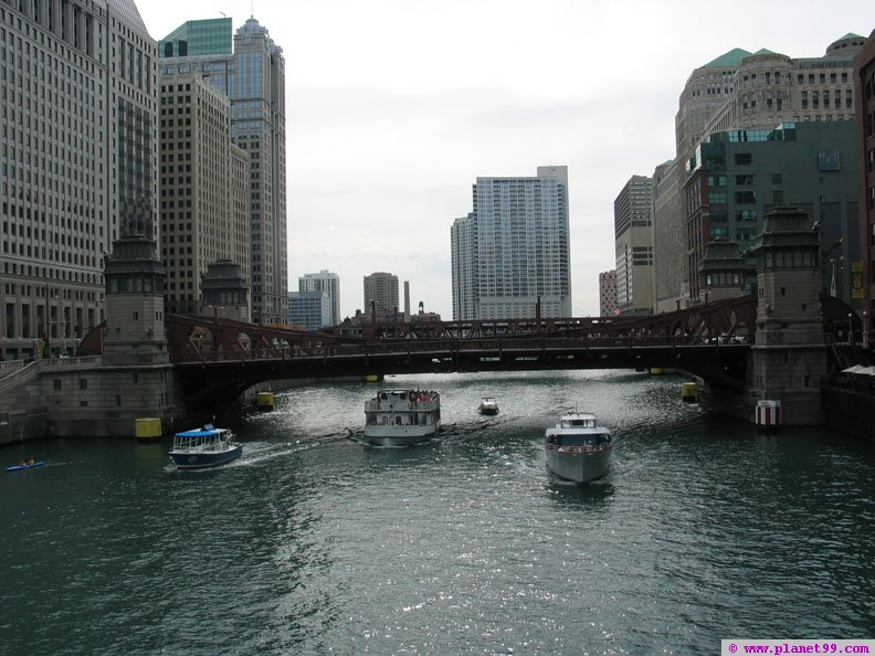 Wendella Sightseeing Boats , Chicago
