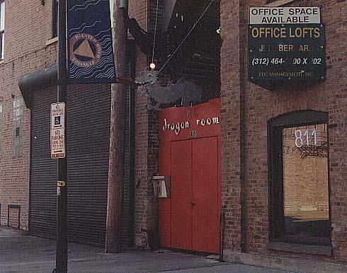 Chicago , Dragon Room