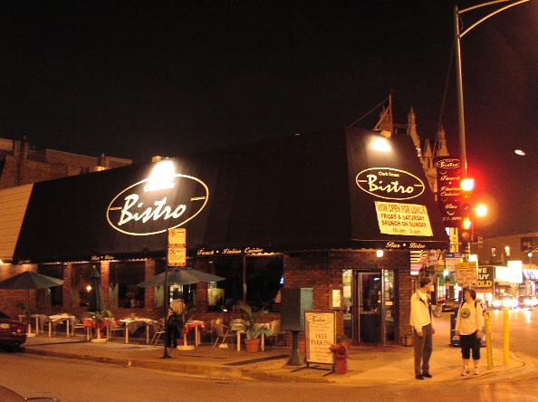Clark Street Bistro , Chicago
