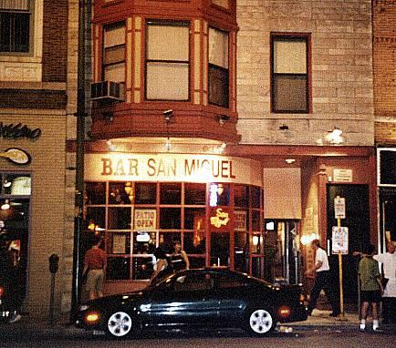 Bar San Miguel  , Chicago