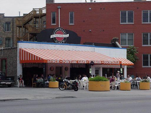 Pontiac Cafe  , Chicago
