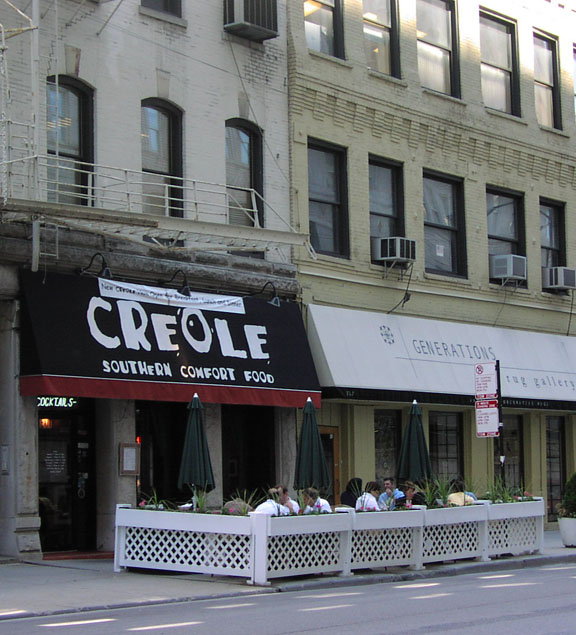 Chicago , Club Creole