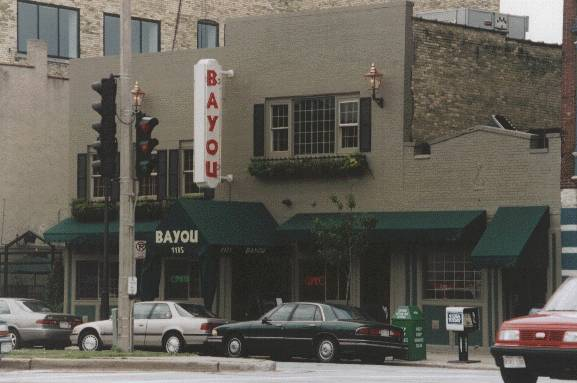 Bayou , Milwaukee