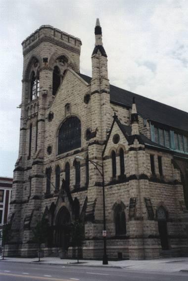 Second Presbyterian Church , Chicago