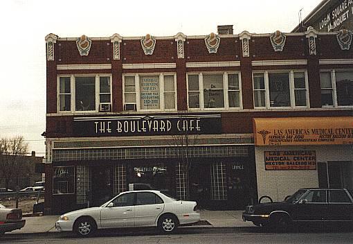 Boulevard Cafe  , Chicago