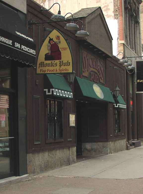 Monk's Pub , Chicago