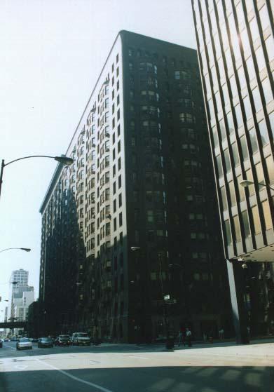 Monadnock Building , Chicago