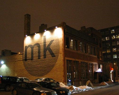 Chicago , MK