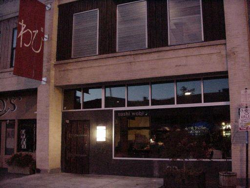 Sushi Wabi  , Chicago