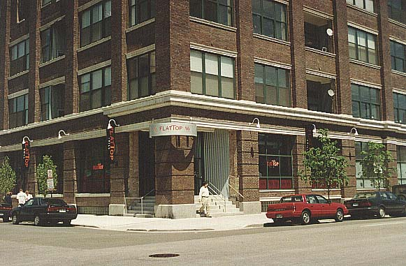 Flat Top Grill , Chicago