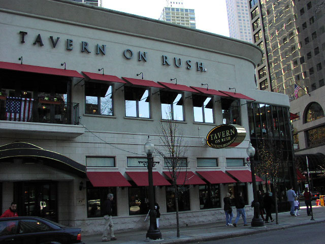 Chicago , Tavern on Rush