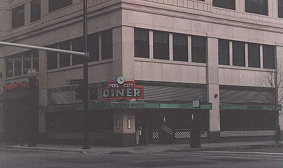 Fog City Diner  , Chicago