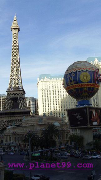 Las Vegas , Paris