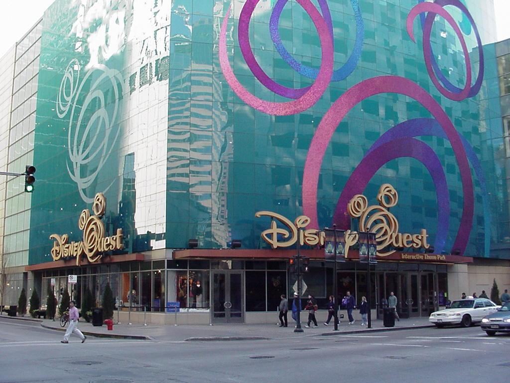 Chicago , Disney Quest