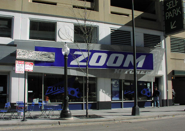 Chicago , Zoom Kitchen