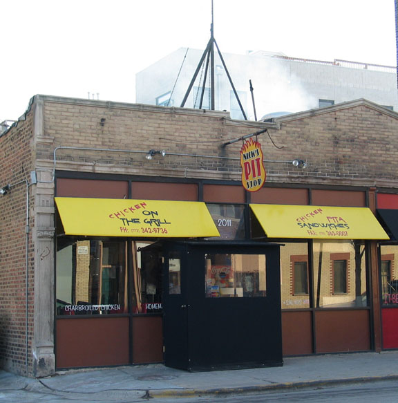 Chicago , Nick's Pit Stop