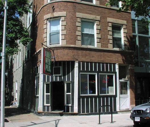 Web Pub - Burke's , Chicago