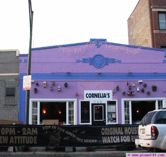 Chicago , Cornelia's