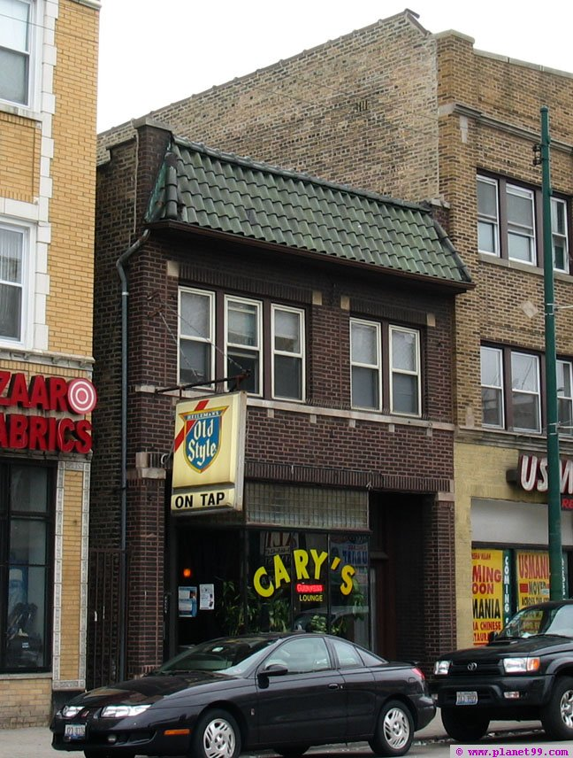 Cary's Lounge , Chicago