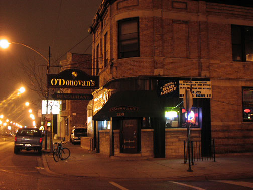 O'Donovan's , Chicago