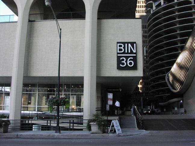 Chicago , Bin 36