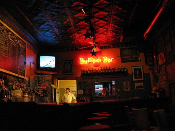 Buffalo Bar , Chicago