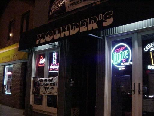 Flounder's  , Chicago