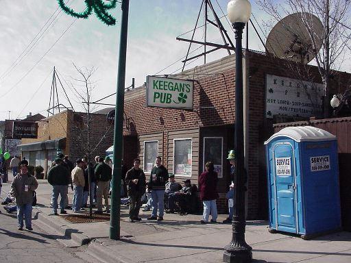 Keegan's Pub , Chicago