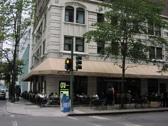 Cru Cafe and Wine Bar , Chicago