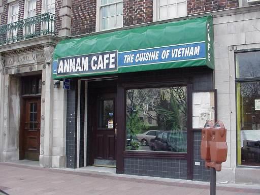 Annan Cafe , Evanston