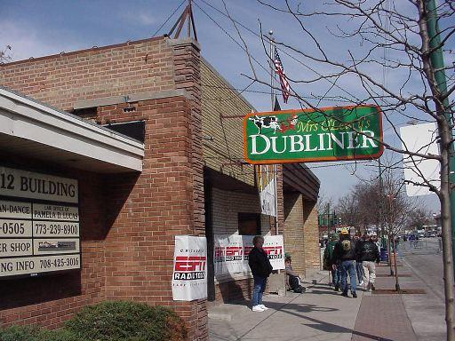 Dubliner - Mrs O'Leary's , Chicago