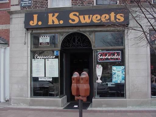 J.K. Sweets , Evanston