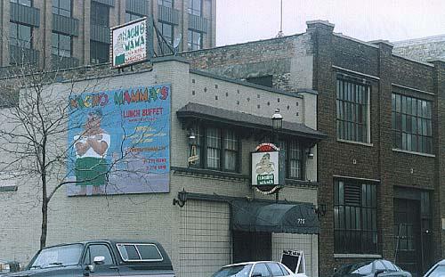 Nacho Mama's , Milwaukee