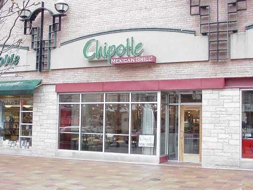 Chipotle , Evanston