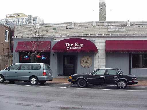 The Keg , Evanston