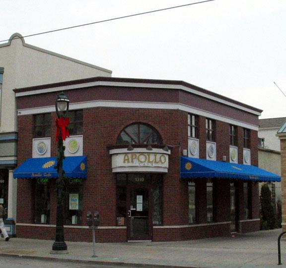 Apollo Cafe , Milwaukee
