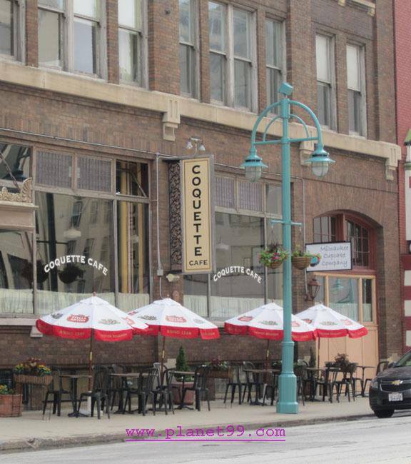 Coquette Cafe , Milwaukee