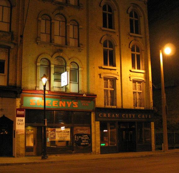 Cream City Cafe , Milwaukee