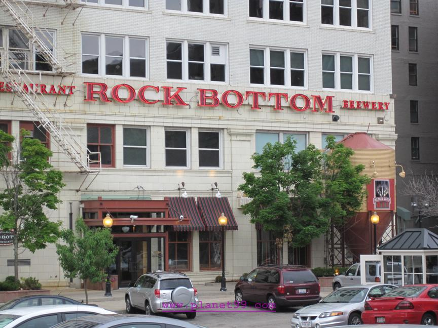 Rock Bottom , Milwaukee