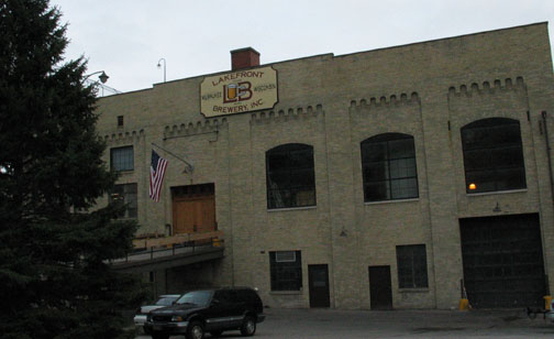 Lakefront Brewery , Milwaukee