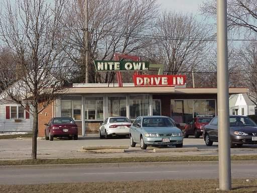 Nite Owl , Milwaukee