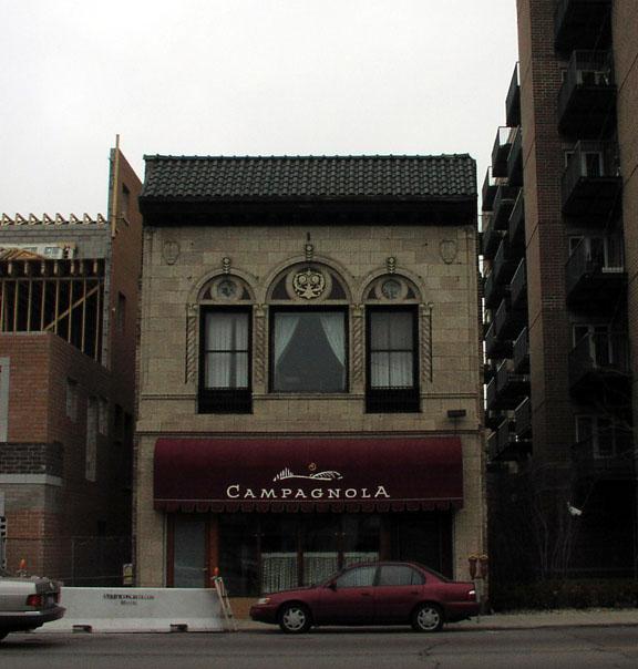 Campagnola , Evanston