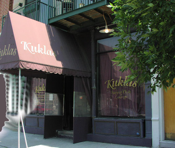 Kukla's Supper Club  , Chicago