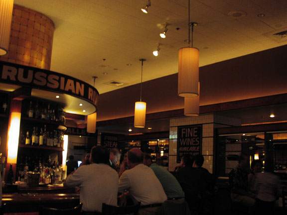 Grillroom Chophouse and Wine Bar , Chicago
