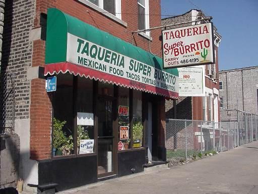 Taqueria Super Burrito , Chicago