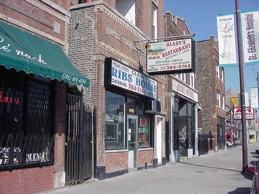 Glady's Restaurant , Chicago