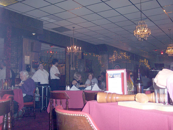 5 O'Clock Steakhouse , Milwaukee
