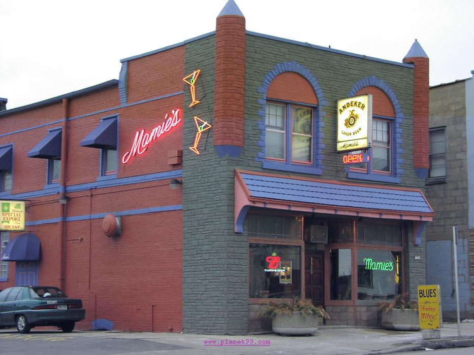 Mamie's , Milwaukee